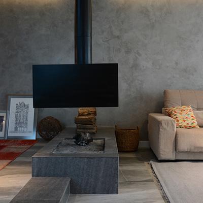 Reforma de apartamento integra cozinha à sala de estar