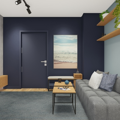 Projeto Conceito - Apartamento completo
