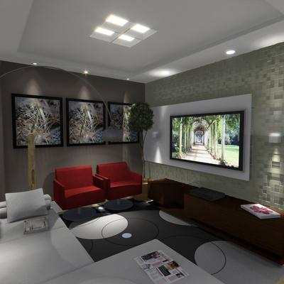 Reforma de Apartamento em Águas Claras