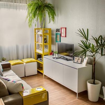 Como decorar a sala por menos de R$ 2.000