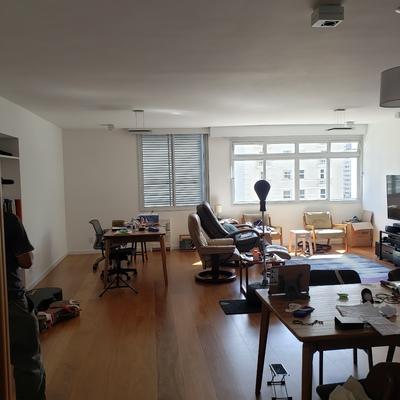 Reforma de apartamento - Jardins - São Paulo - SP