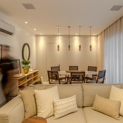 Sala de estar   Jantar   Imagem 01