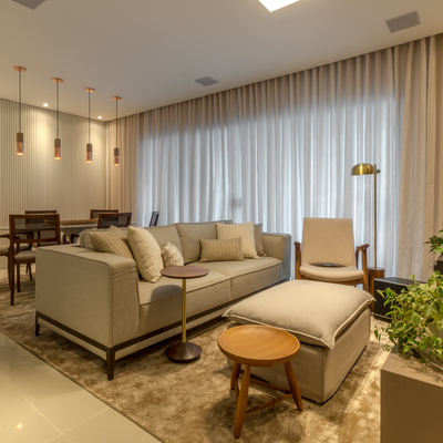 Sala de estar   Jantar   Imagem 04