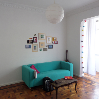 Sala de estar - Méier
