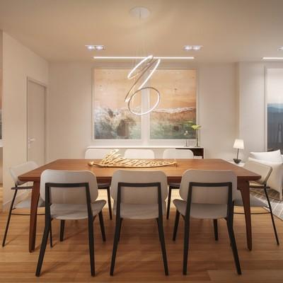 O apartamento sofisticado da Ana e Fernando no Leblon