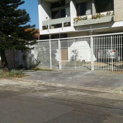 Reforma da calçada, jardinagem e adequação do padrão SANASA !!
