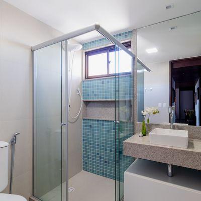 Rotinas e truques que manterão seu banheiro limpo