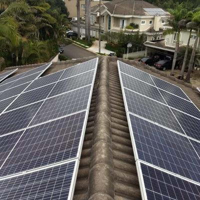 Sistema Fotovoltaico - Alpaville I