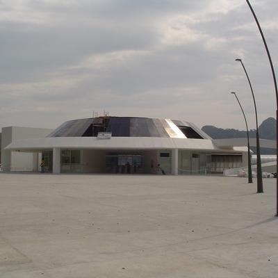 Projeto Dr Oscar Niemeyer no Rio de Janeiro