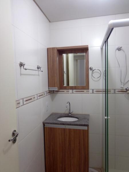 Banheiro pequeno em larnaca