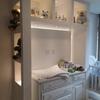Armario Drywall / quarto bebê