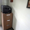 Armário para arquivos c/ rodinha de silicone