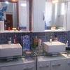Banheiro pronto! Faltando apenas o fechamento do box.