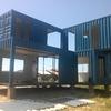 Construção no início