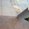 detalhe de piso