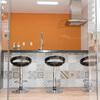 entrada cozinha gourmet