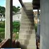 escada do 2º andar para o terraço