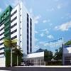 Estrutura para condomínio residencial com 02 torres