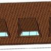 Execução de telhado