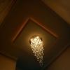 Iluminação da escada