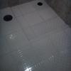 Troca de piso em banheiros
