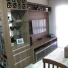 Integração de espaço entre a Sala e a Cozinha - Projeto de Cliente em São Caetano do Sul