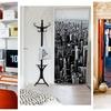 Portas decorativas - Adesivos impressos e instalados
