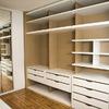 Projeto de um  Closets,
