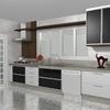Projeto de uma cozinha