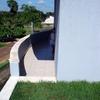 Sacada e telhado verde