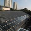 Sistema de aquecedor solar - Barra - RJ