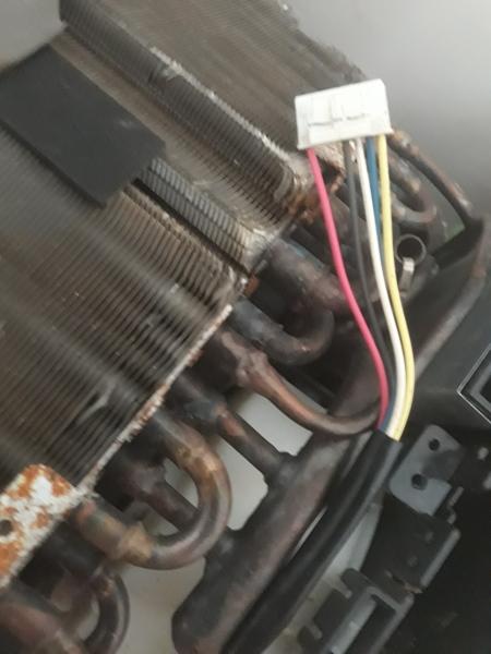 Como adaptar placa de ar condicionado?