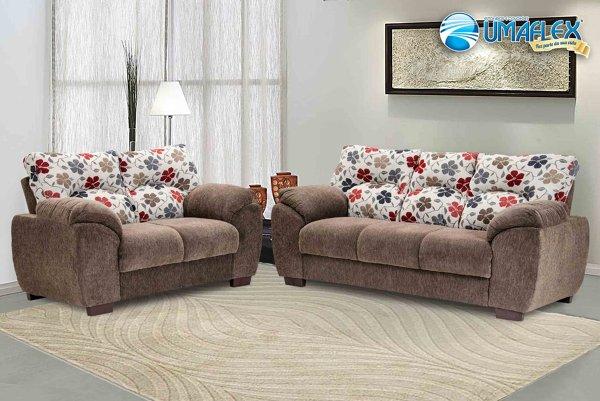 Quanto custaria reformar um sofá de 2 e 3 lugares?