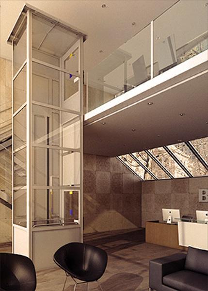 Quanto custaria um elevador como este?
