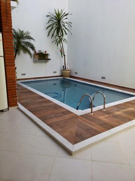 Quando custa para construir uma piscina?