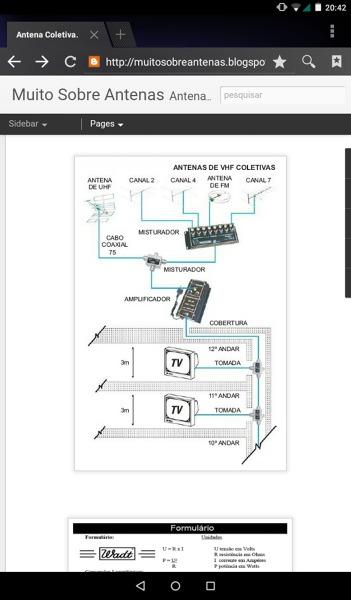 Como proceder com a instalação de tv a cabo em 50 apartamento?