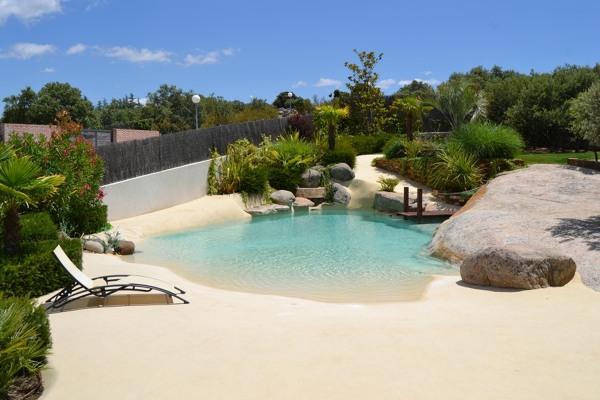 É possivel construir uma piscina como essa em um lençol freático alto?