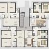 Reformar o apartamento todo no gesso