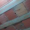 Fazer rebaixamento de teto com gesso ou pvc.