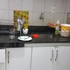 Reparo de balcao de granito de cozinha