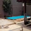 Reformar area de piscina e churrasco