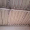 Manta térmica de telhado para quarto com tenha de ternite