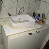 Instalar bancada banheiro