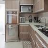 Futura cozinha compacta