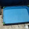 Construçao de piscina concreto ou alvenaria