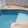 Troca do vinil e aquecimento de piscina