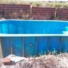 Deck em piscina