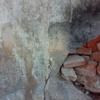 Reforma de pedaço de muro de entrada e fixação do portão