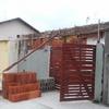 Instalação de portão de aluminio