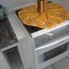 Nicho para fogão embutido